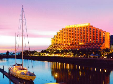 hong kong gold coast hotel: