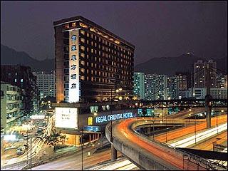 Regal Oriental Hotel 4 Star Hotel In Kowloon Hong Kong
